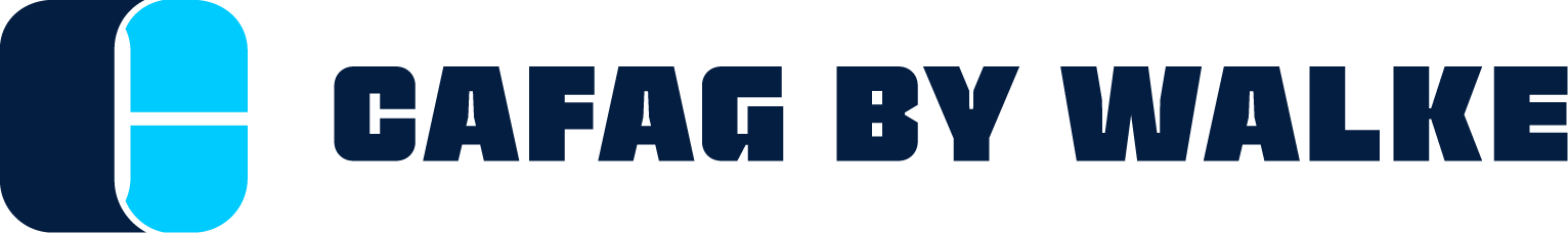 Cafag by Walke - Logo