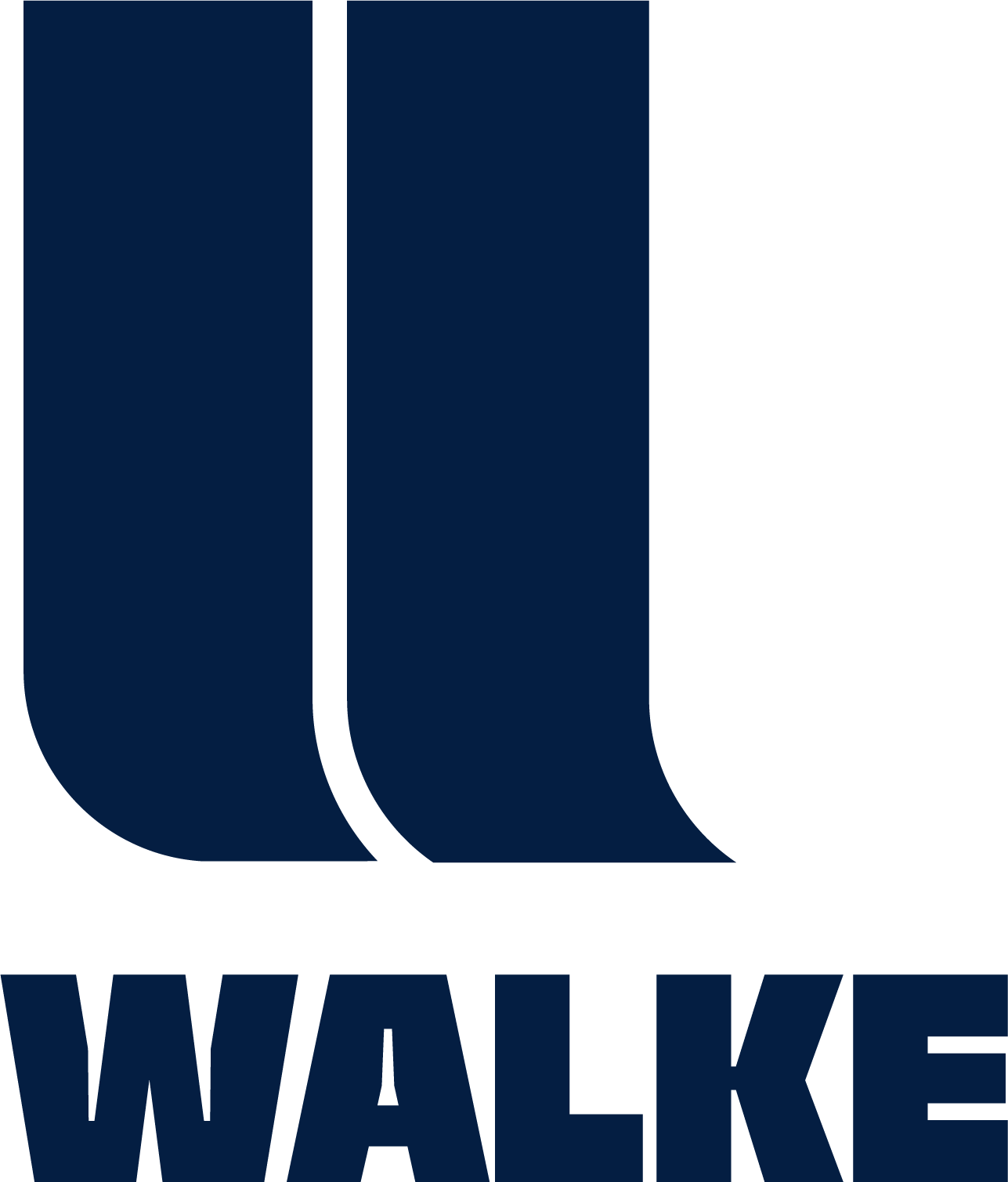 Walke - Logo footer