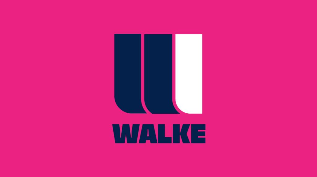 Walke - Lancement nouveau logo